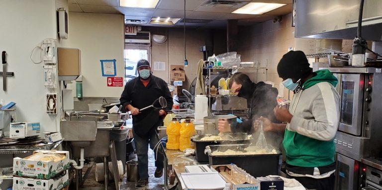 Restaurants cook, distribute 1,000s of kosher meals