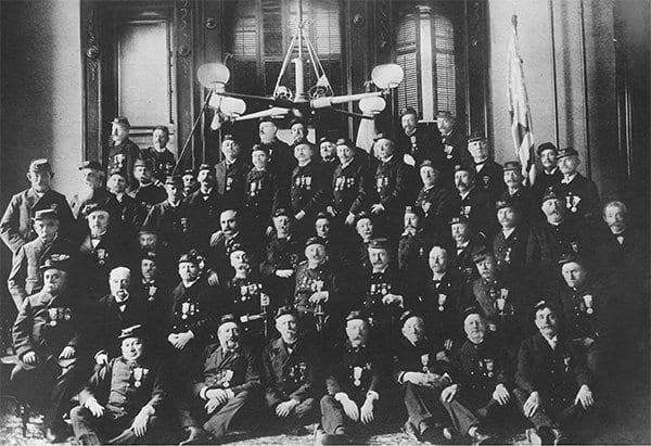 Jewish War Veterans marks 125th anniversary