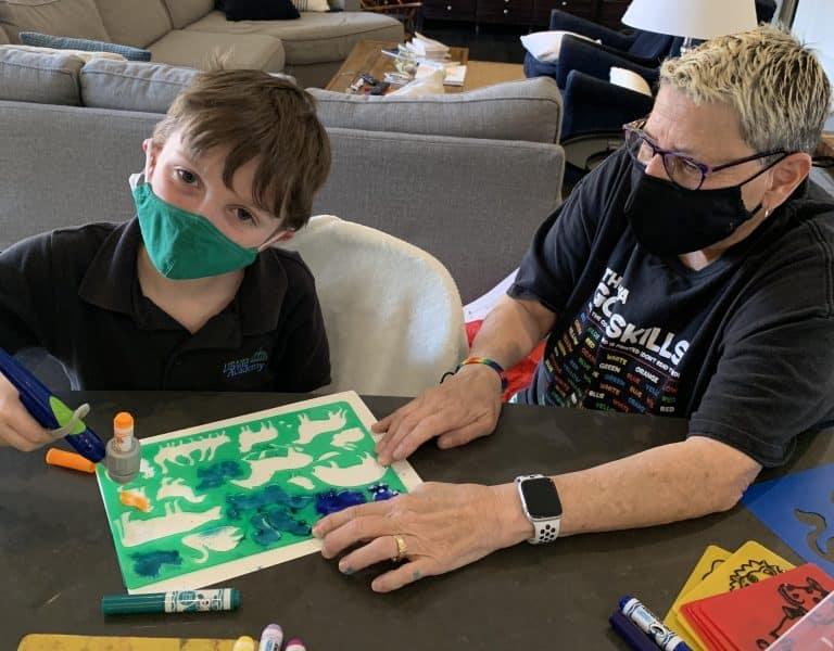OT Robin Abels loves helping children succeed