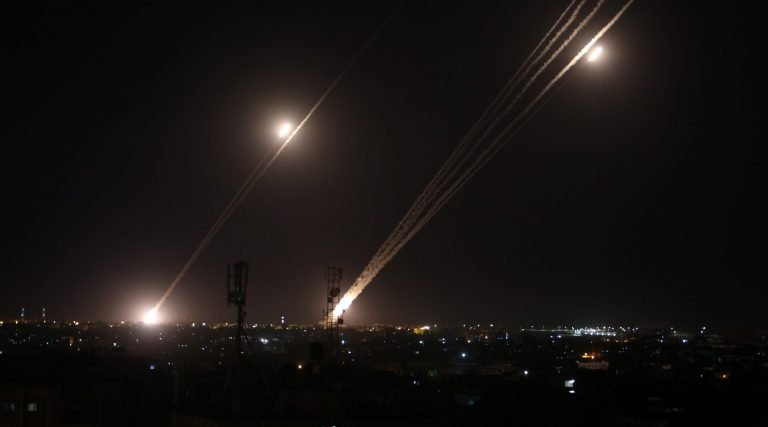 Read more about the article I was excited for Israel to get back to normal. Then the rockets began to hit.