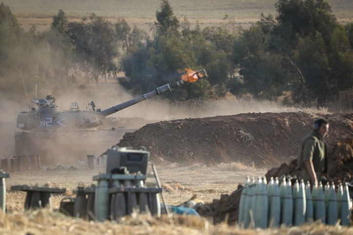IDF begins 'air and ground' operations against Gaza to quell ongoing terror attacks
