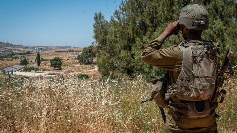 IDF returns fire following rockets from Lebanon; Gaza fighting slows