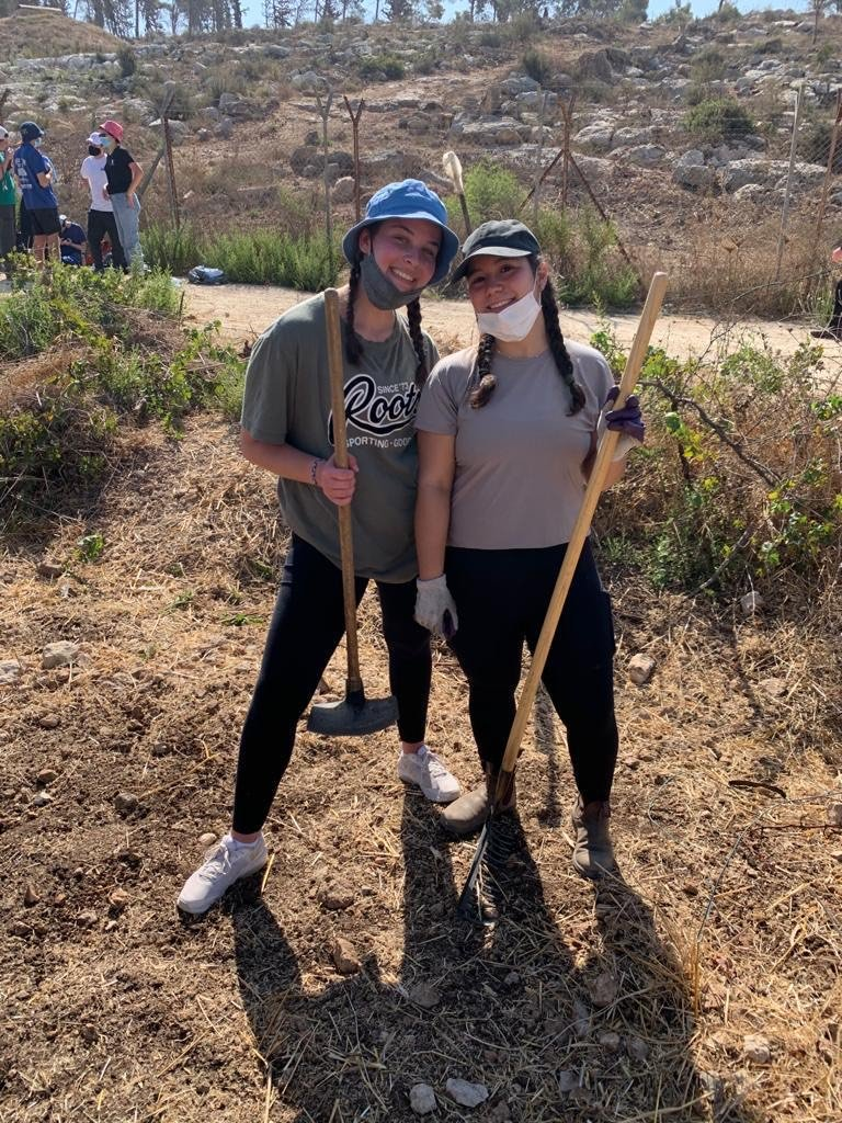 Read more about the article Gap year students returning home from Israel