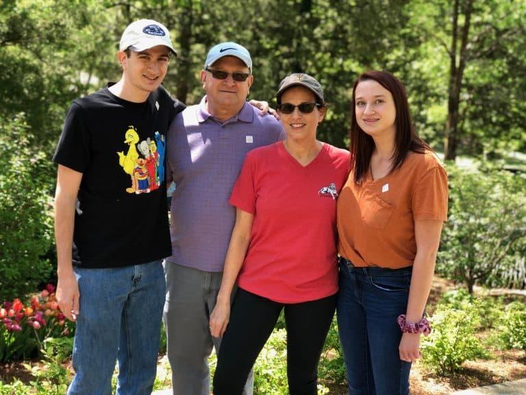 Steve Sands seeks a living kidney donor