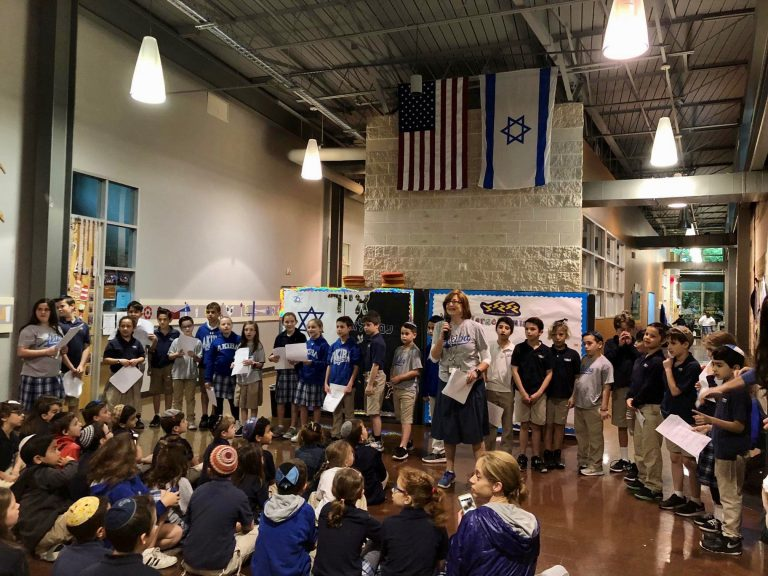 New Torah honors legacy of special teacher