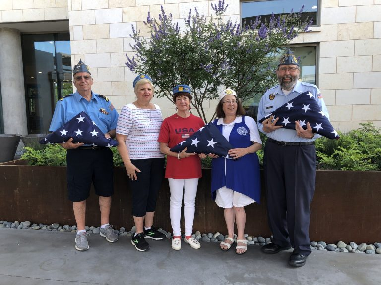 Read more about the article Dallas Doings: Flag Day, Temple Emanu-El, Shearith Israel
