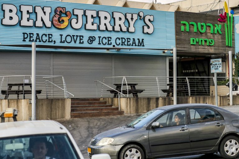 Read more about the article Texas among 5 states weighing sanctions on Ben & Jerry's