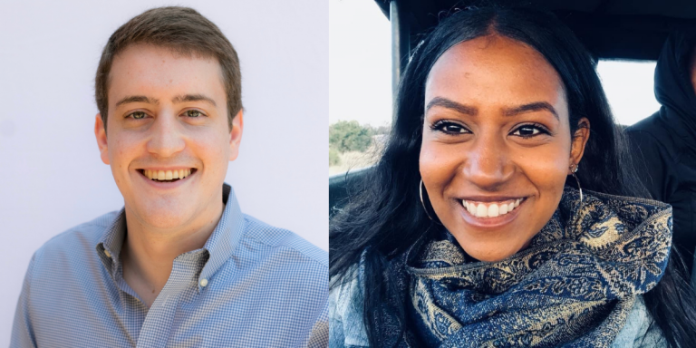 Read more about the article Texas Hillel Foundation welcomes 2 new staffers