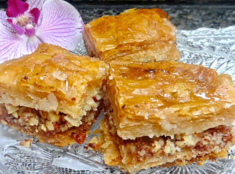 Read more about the article Turte: This sweet treat is like baklava